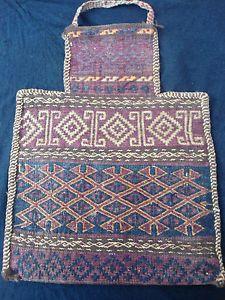 Antique Namakdan salt bag