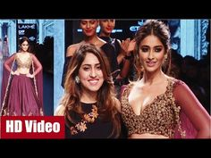 WATCH Ileana D'cruz stunning ramp walk at Lakme Fashion Week 2016 for Riddhi Mehta. See the full video at : https://youtu.be/2tYKomX6ckg #ileanadcruz #lakmefashionweek2016 #bollywood #bollywoodnews #lfw2016