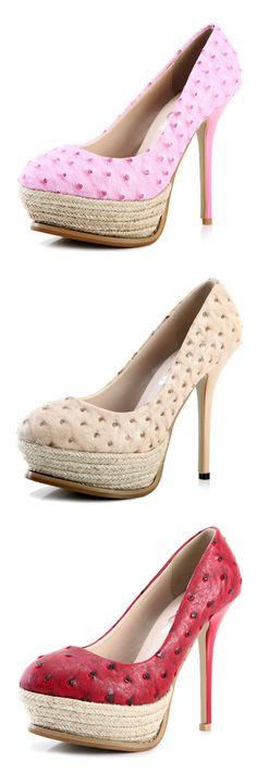 cheap shoes martofchina.com #fashion #women #pumps #wholesale #shoes #kvoll $25 #dental #poker Women's Pumps, Shoes Heels, Wholesale Shoes, Cheap Shoes, Poker, Dental, Fashion Women, Kitten Heels, Pairs