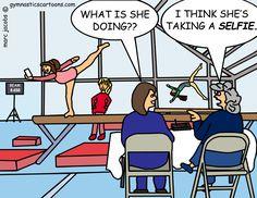 Custom Gymnastic Cartoons | Marc Jacobs - Gymnastics Cartoons