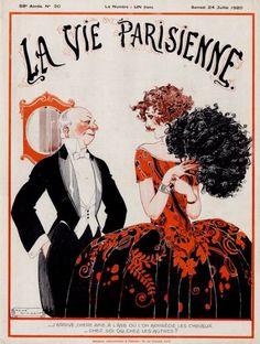 7-24-20 La Vie Parisienne / eBay