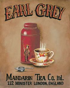 Earl Grey by  Gregory Gorham