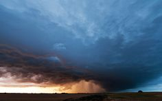 Stunning images show the power of some of America's most extreme weather. Camille Seamans remarkable work features huge supercells, crashing lighting and gale-force winds.