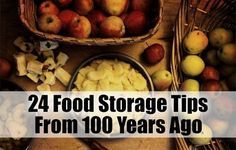 24 Food Storage Tips Join Our Facebook Group