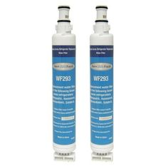 AquaFresh Replacement Refrigerator Filter for Whirlpool 4396701, 2-Pack by AquaFresh. $49.86. The aftermarket AquaFresh WF293 filter is used in refrigerators by Whirlpool, KitchenAid, Jenn-Air and others.  It is designed to replace the Whirlpool # 4396701 filter.  The WF293 creates better tasting water for drinking and making beverages as well as clean, clearer, healthy ice.  Features: High quality, inexpensive alternative to factory original filter Easy installati...