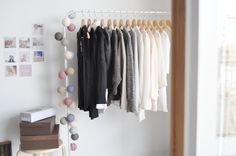 styling of closet