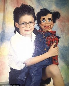 Memories that unfortunately last a lifetime: A collection of the most embarrassing school photos ever | Mail Online