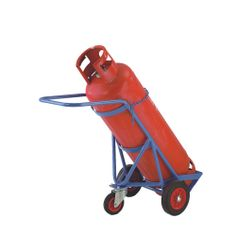 Model CT101L #Propane #Cylinder #Trolley #Tubular #steel #powder #coated #trucks designed to #safely maneuver 47kg propane cylinders The max diameter of cradle supports is 380mm Model CT103L is able to carry one 380mm cylinder and one 230mm cylinder Models CT102L and CT103L are fitted with a rear castor which supports the laden trolley enabling full operator control when maneuvering -See more at: http://shop.hsil.co.uk/p-3975-propane-cylinder-trolley.aspx#sthash.9k422FkQ.dpuf