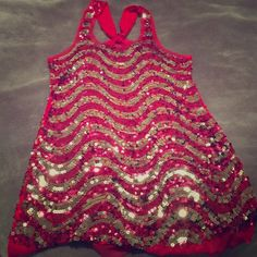 Spotted while shopping on Poshmark: Fully sequined Pink tank top! #poshmark #fashion #shopping #style #Tops