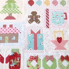 Have yourself a quilty little Christmas!!! ⛄️ #beeinmybonnet #quiltyfun #haveyourselfaquiltylittlechristmas