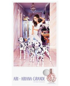 Receive a Complimentary Scented Poster with $49 Ariana Grande fragrance collection purchase-a Macy's Exclusive Pre-Order Offer!