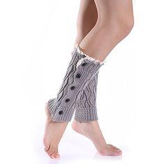 """Wen Mei Women""""s Winter Warm Soft Knitted Twist Leg Warmer... https://www.amazon.co.uk/dp/B01M6V1D9O/ref=cm_sw_r_pi_dp_x_G5j.xbPHTP6DH"""