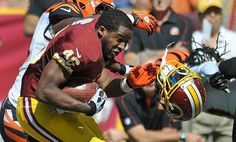 Alfred Morris played good against Bengals