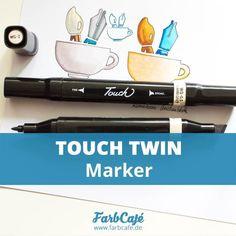 Eine von vielen Alternativen zu den teuren Copic Markern sind die Touch Twin Marker. Im Testbericht erfährst du genau, wie gut sie wirklich sind.