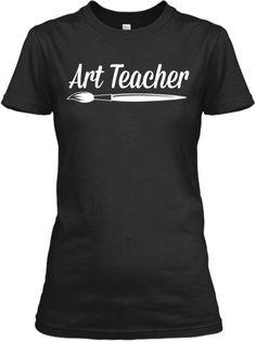 Super Amazing Art Teacher | Teespring