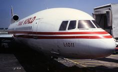 Trans World Airlines (TWA) Lockheed L1011 Tristar by Deanster1983, via Flickr