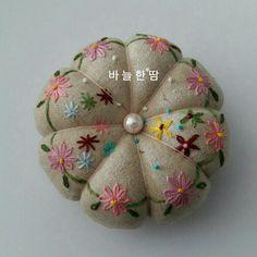 #diy #바늘한땀  #handmade #embroidery