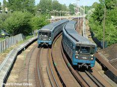 Budapest Metro Capital Of Hungary, Underground Tube, Metro Rail, Metro Subway, U Bahn, Futuristic Design, Commercial Vehicle, Budapest Hungary, Retro Futurism