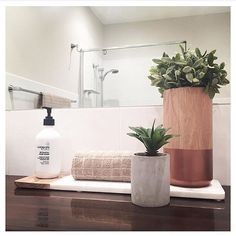 Bathroom Decor kmart best ever Kmart hacks on - bathroomdecor Kmart Bathroom, Laundry In Bathroom, Bathrooms, Kmart Home, Kmart Decor, Marble Board, Minimalist Apartment, Bathroom Styling, Bathroom Inspiration
