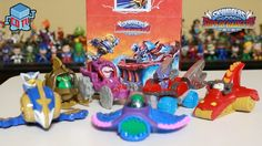 Skylanders SuperChargers Happy Meal Set