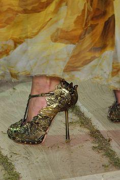 Like a rocking fairytale: Alexander McQueen