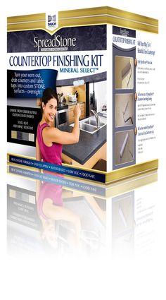 SpreadStoneŒ¬ Mineral Select Countertop Kit - The Daich Store
