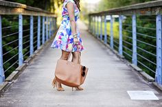 GiGi New York | Haute Off The Rack Fashion Blog | Saddle Tori Tote
