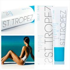 Czy wiecie, że kosmetyki ST. TROPEZ testowane są dermatologicznie oraz wolne od parabenów.  Ponadto klasyczna linia SELF TAN Bronzing skierowana jest do miłośników nieskazitelnej opalenizny o głębokim blasku.  Pamiętamy jednak, że produktów St. Tropez nie należy aplikować na podrażnioną skórę.