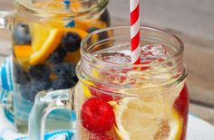 27 DIY Fruit-Infused Waters To Stay Hydrated This Season