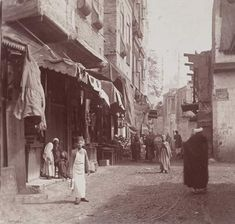 Amelia Peabody, Cairo, Once Upon A Time, Egypt, Street View, Painting, Painting Art, Hand Warmers, Paintings
