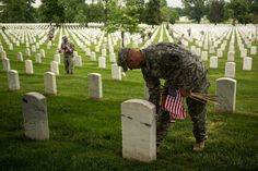 I'm a veteran, and I hate 'Happy Memorial Day.' Here's why.