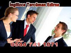 İngilizce Tercüman Edirne 0544 741 1071
