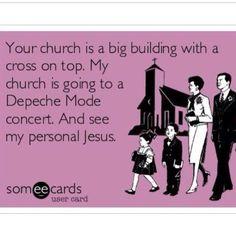 Preach it to the Choir :)