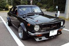 Awesome toyota corolla ke30!