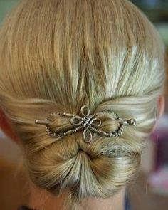 Image result for gibson updo