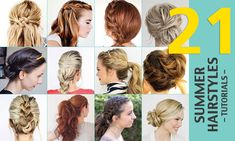 21 Summer Hairstyles for Busy Women (Andreas Notebook) 21 Summer Hairstyles for Busy Women The post 21 Summer Hairstyles for Busy Women (Andreas Notebook) appeared first on Summer Ideas. Mens Summer Hairstyles, Summer Haircuts, Easy Hairstyles, Girl Hairstyles, Hair Styles 2016, Curly Hair Styles, Natural Hair Styles, Hot Hair Colors, Cool Hair Color