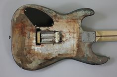Luxxtone Guitars - El Machete 22