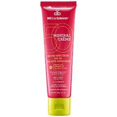 MDSolarSciences - Mineral Crème Broad Spectrum SPF 50 UVA-UVB Sunscreen #sephora