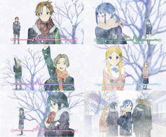 Taichi, Iori, Aoki, Yui, Inaba, ...♥   — em Kokoro Connect .