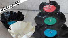 DIY: SCHALLPLATTEN - Etagere und Schalen #handmade