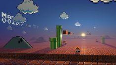 Super Marios View   Das Kraftfuttermischwerk