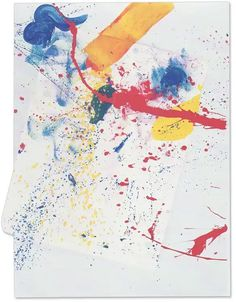 Sam Francis Sam Francis, Action Painting, Contemporary Abstract Art, Faces, Artwork, Art Work, Work Of Art, Auguste Rodin Artwork, Face