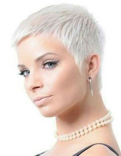 10 Very Short Pixie Haircuts: Very Short Bleached Blonde Pixie Short Hairstyles 2015, Short Pixie Haircuts, Pixie Hairstyles, Short Hair Cuts, Pixie Cuts, Cropped Hairstyles, Fringe Hairstyles, Choppy Haircuts, Bouffant Hairstyles