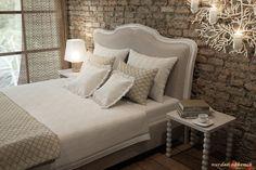 3D render - Bedroom Design by nurdan akkemik, via Behance