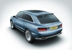 Bentley EXP 9 F Concept | SoHomme