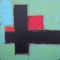 """Saatchi Online Artist robert Alexander; Painting, """"Conundrum"""" #art"""