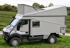 Afrika Offroad's Custom Bremach Camper – Expedition Portal Truck Bed Camper, Pickup Camper, Diy Camper, Camper Trailers, Offroad Camper, Travel Trailers, Camper Van, Iveco 4x4, Iveco Daily 4x4