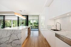 Toorak Gardens Residence - Studio Nine Architects Kitchen Design, Kitchen Ideas, Sweet Home, Architects, Studio, Hamptons Kitchen, Building, Gardens, Interior