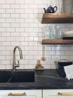 ikea nebraska kitchen - matte granite cheaper than soapstone