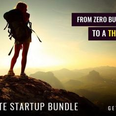 From zero to thriving startup